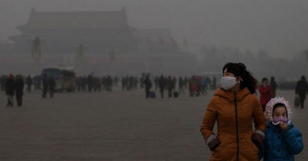 Beijing acumuló en 2018 menos días de contaminación severa