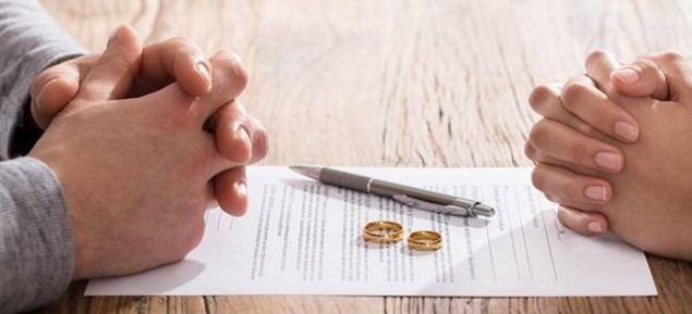 """-""""Un divorcio es una ruina, pero hacerlo mal es una calamidad""""-"""