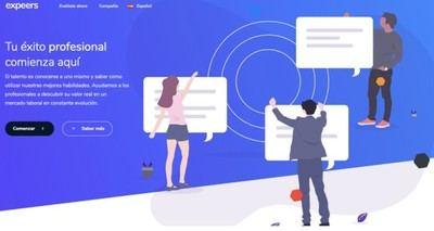 La compañía Expeers lanza una solución online para evaluar las competencias profesionales de cualquier persona