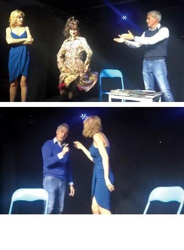 Reciclando a un famoso se estrena en el Teatro Zorrilla de Valladolid