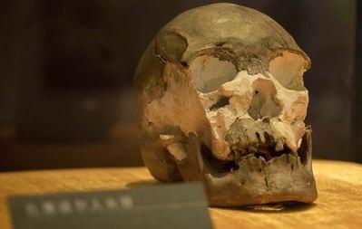 Descubren cráneo humano de hace 10.000 años en frontera norte de China