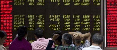 Mercado bursátil de China espera este año más de 88.000 millones de dólares de capital extranjero
