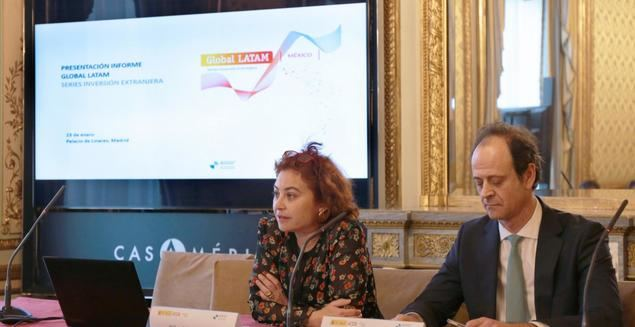 España es el principal destino europeo de las inversiones latinoamericanas en Europa