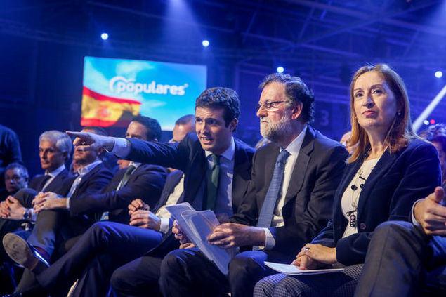 España y Casado lo tienen mal con la vieja guardia