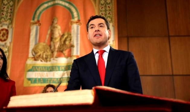 Juanma Moreno ya es Presidente de la Junta de Andalucía, se abre un nuevo ciclo.