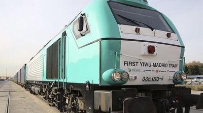 Aumentaron los servicios de trenes de carga China-Europa durante 2018