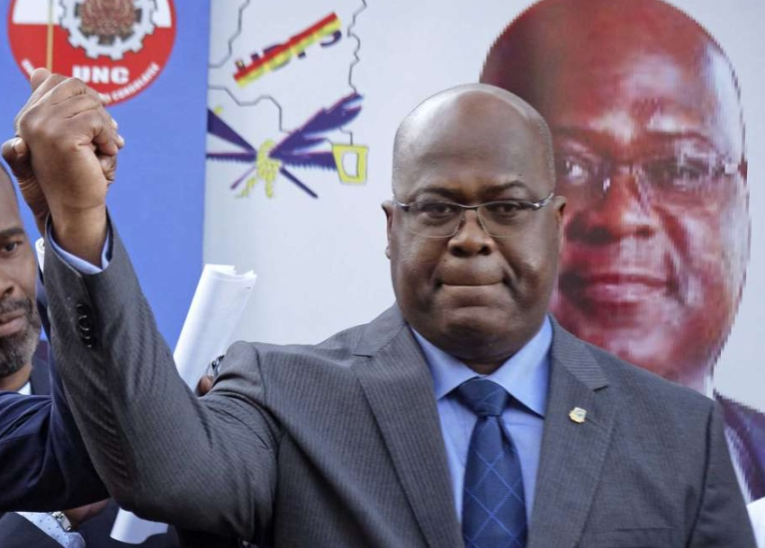 La Corte Constitucional proclama a Tshisekedi presidente del Congo