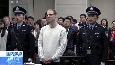 Robert Lloyd Schellenberg ha sido condenado a muerte en China por traficar con drogas.