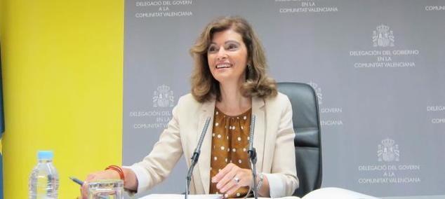 Ana Botella, Secretaria de Estado de Seguridad.
