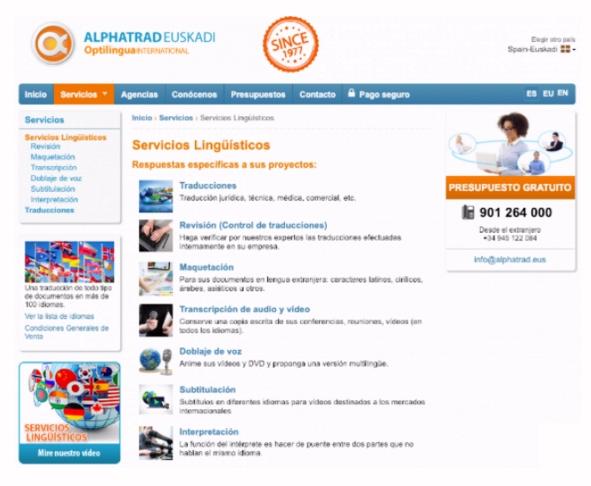 Proveedor internacional de servicios lingüísticos abre nuevas sucursales en Euskadi y Navarra
