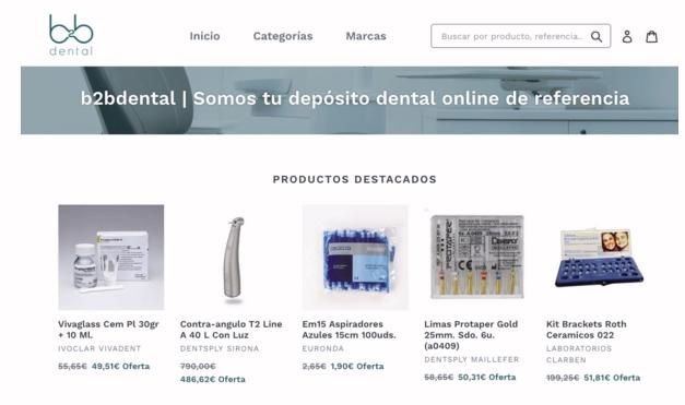 Por qué b2bdental es uno de los depósitos dentales más destacados del momento