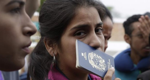 Venezuela encabeza la lista de solicitudes de asilo en España