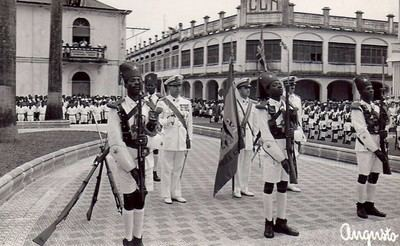 """Inaugurada la Exposición """"La presencia militar española en Guinea Ecuatorial"""""""