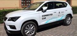 Telefónica y SEAT aprovecharán el MWC parta mostrar coches conectados con 5G