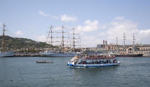 Las Golondrinas, 130 años presente en el Puerto de Barcelona