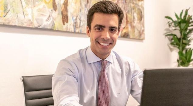 El abogado Juan Gonzalo Ospina, considerado uno de los mejores penalistas de España.