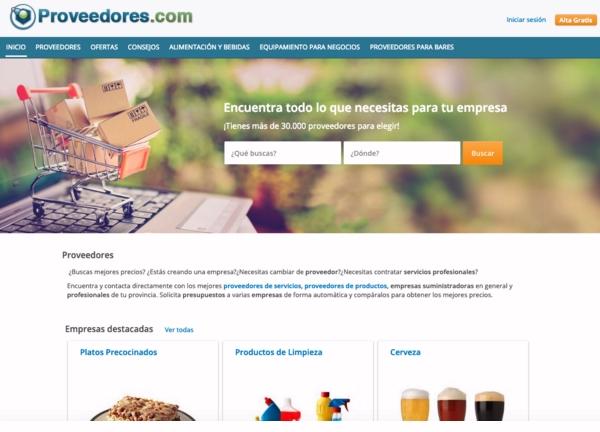 Proveedores.com anuncia los premios a las mejores empresas de 2019