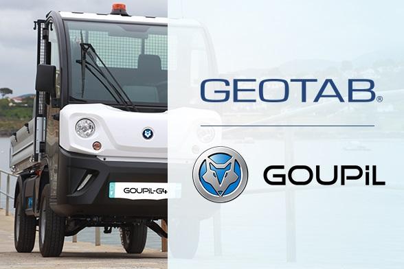 Geotab alcanza un acuerdo con Goupil
