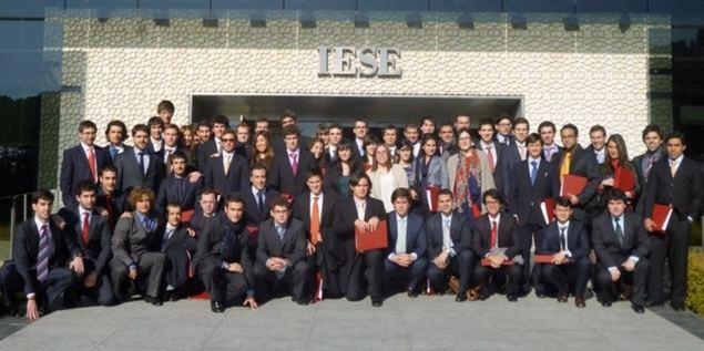 ESIC, IESE (Uiversidad de Navarra), IE y ESADE entre las mejores Universidades del mundo