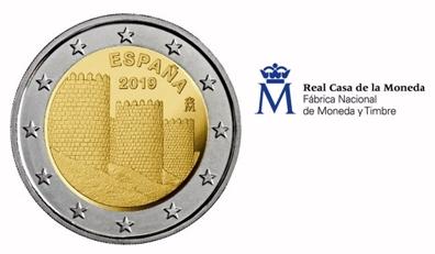Ya están aquí las monedas euro del año 2019