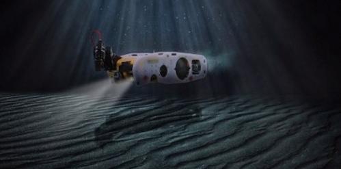 Los drones marinos ayudan a explorar el vasto mar