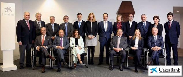 Gonzalo Gortázar se reúne con el Comité Consultivo de accionistas de CaixaBank