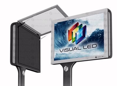 Por qué debo elegir Visual led