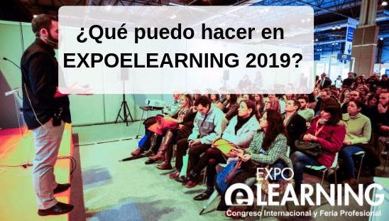 Vuelve Expoelearning, el congreso más internacional de formación on line