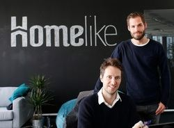 Dustin Figge y Christoph Kasper, fundadores