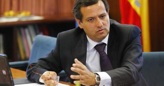 El empresario Juan Pablo Lázaro, hasta ahora presidente de CEIM.
