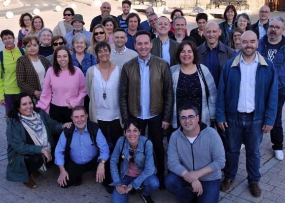 Juan Carlos Rodríguez Osuna, aspira a la reelección como alcalde de Moralzarzal