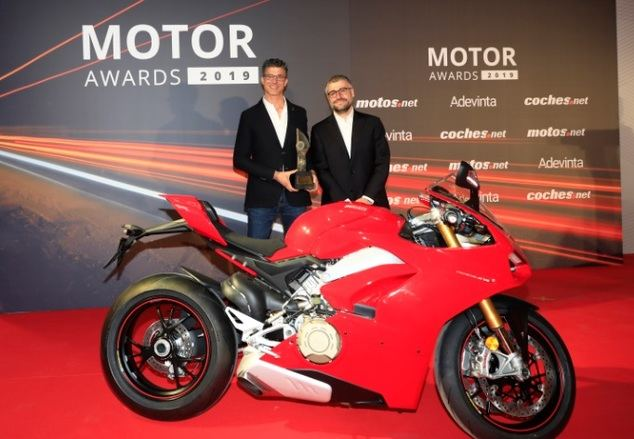 El BMW Serie 8 y la Ducati Panigale V4, premiados como mejor coche y mejor moto del año