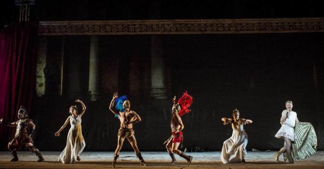 La loca, loca historia de Ben-Hur: una de romanos en el teatro tan divertida como reivindicativa