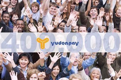 La app Yudonpay logra los 400K registros en un año y medio