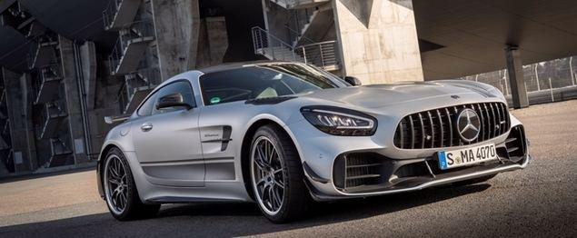 Mercedes actualiza y pone al día un deportivo único