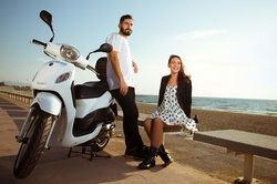 Aumenta el alquiler de motos eléctricas esta Semana Santa
