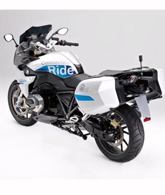 BMW Motorrad presenta la R 1200 RS ConnectedRide