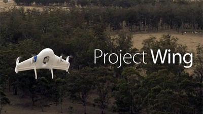 Google cuenta ya con autorización en EE UU para hacer entregas con drones