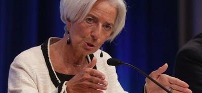 El misterio en torno a la citación de Christine Lagarde en el caso Bankia