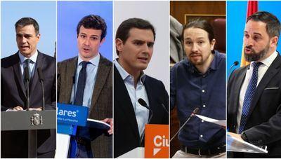 Viene la crisis y... ¿qué dicen los partidos?