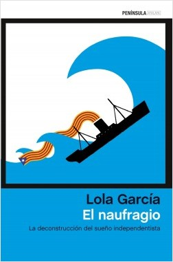 """""""El naufragio"""", de Lola García: la crónica de un barco a la deriva navegando en un mar de dudas"""