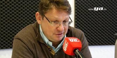 Martín Sáenz de Ynestrillas es el candidato de ADÑ al Parlamento Europeo (Foto: RadioYa.es)