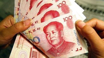 China emitió con éxito 4,5 billones de yuanes de bonos