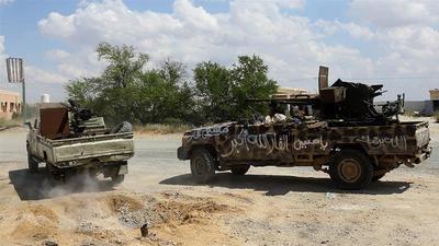 Continúan los enfrentamientos en Trípoli