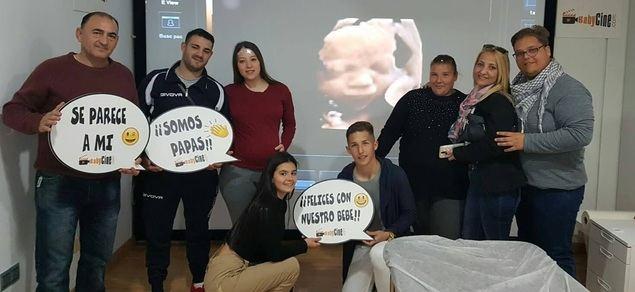 Babycine.com, la única sala de cine para ver a tu bebé antes de nacer