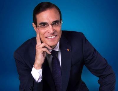 José Luis Cordeiro es el candidato al Parlamento Europeo por el Movimiento Independiente Eurolatino.