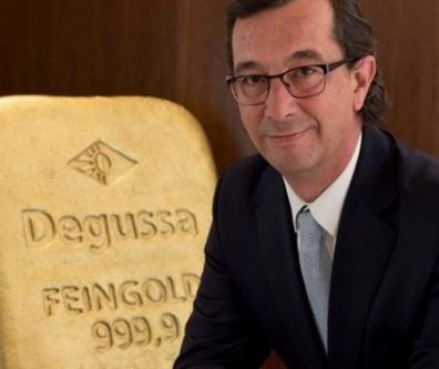 """Tomás Epeldegui apuesta por carteras de inversión diversificadas y con un 10% de oro físico, """"porque son más rentables"""""""