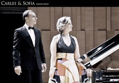 Sale al mercado la segunda versión de la 'Fantasía' de Schubert a cargo de Carles & Sofía Piano Duo
