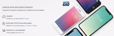 IPhones reacondicionados, la nueva manera de disfrutar de la mejor tecnología al menor coste