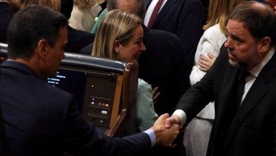 ¿Hasta dónde llegará la política de desinflamación y mano tendida de Sánchez a los separatistas catalanes?